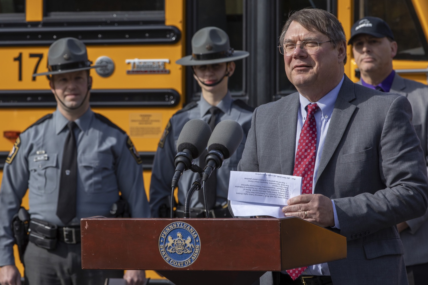 "<a href=""https://filesource.wostreaming.net/commonwealthofpa/photo/17458_pdot_safeStop_0020.jpg"" target=""_blank"">⇣ Download Photo<br></a>Wolf Administration Stresses School Bus Safety, Announces Results of Enforcement Initiative"