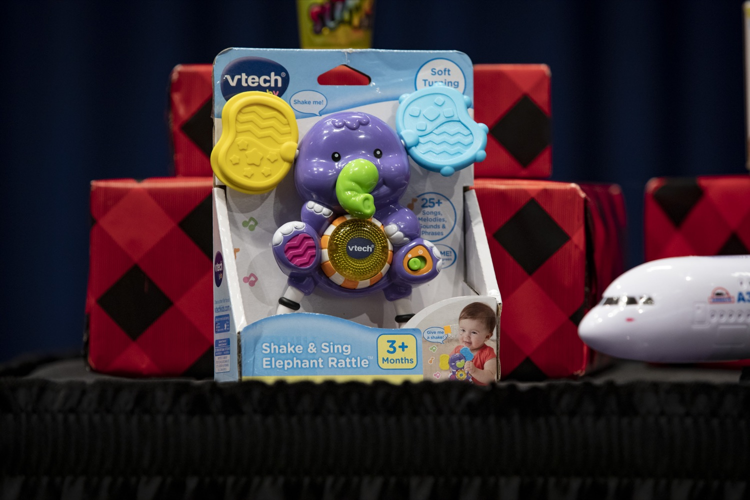 "<a href=""https://filesource.wostreaming.net/commonwealthofpa/photo/17610_AUDGEN_TOY_SAFETY_CZ_11.JPG"" target=""_blank"">⇣ Download Photo<br></a>Auditor General Eugene DePasquale warns that recalled toys are commonly still found on store shelves, at the Harrisburg Capitol on November 21, 2019."
