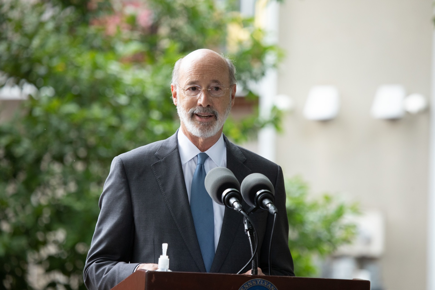 "<a href=""https://filesource.wostreaming.net/commonwealthofpa/photo/18178_GOV_Lancaster_Health_dz__09.jpg"" target=""_blank"">⇣ Download Photo<br></a>Pennsylvania Governor Tom Wolf speaking at the event.  Governor Tom Wolf today visited Lancaster Health Center, a federally qualified health center, to thank staff for their work to ensure the communitys most vulnerable receive care during COVID-19 and year-round.  Harrisburg, PA  July 24, 2020"