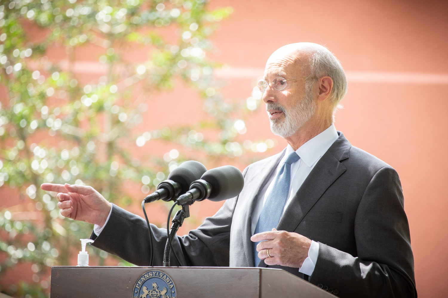 "<a href=""https://filesource.wostreaming.net/commonwealthofpa/photo/18178_GOV_Lancaster_Health_dz__20.jpg"" target=""_blank"">⇣ Download Photo<br></a>Pennsylvania Governor Tom Wolf speaking at the event.  Governor Tom Wolf today visited Lancaster Health Center, a federally qualified health center, to thank staff for their work to ensure the communitys most vulnerable receive care during COVID-19 and year-round.  Harrisburg, PA  July 24, 2020"