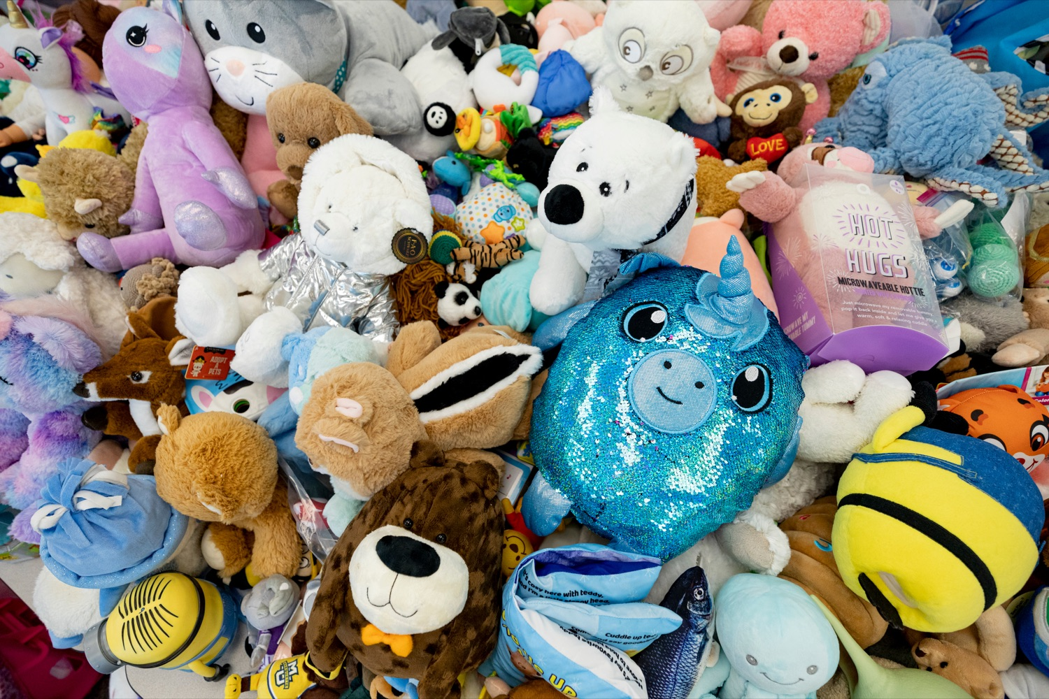 "<a href=""https://filesource.wostreaming.net/commonwealthofpa/photo/18404_LI_Stuffed_Toys_NK_001.jpg"" target=""_blank"">⇣ Download Photo<br></a>Toys to be donated to the Dauphin County Systems of Care and New Life for Girls gift drives, on Wednesday, November 18, 2020."