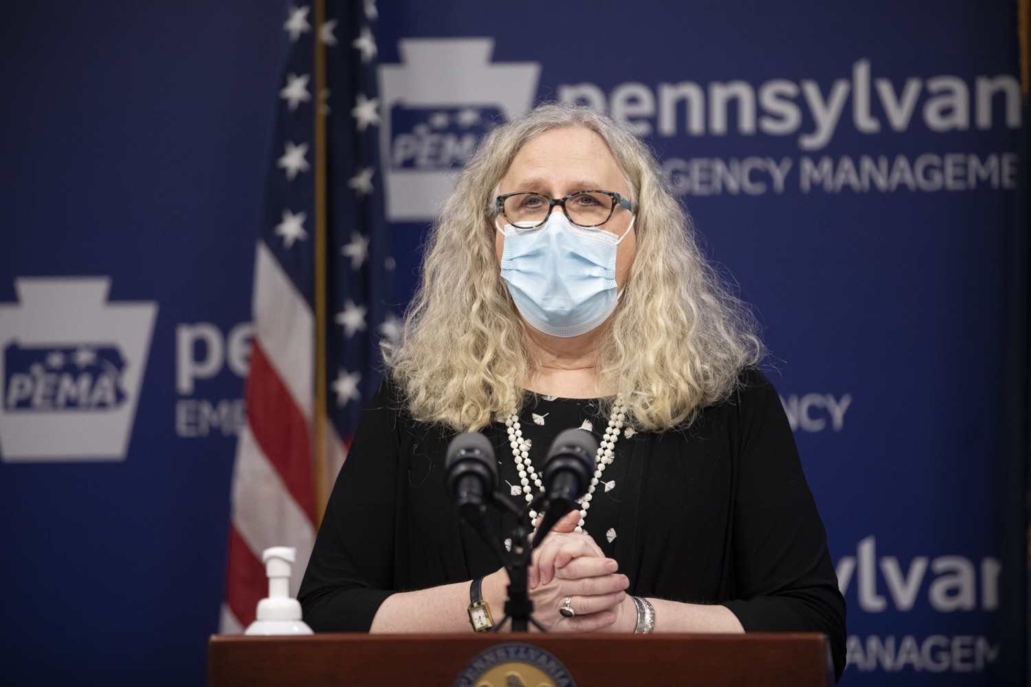 """<a href=""""https://filesource.wostreaming.net/commonwealthofpa/photo/18415_doh_covidUpdate_dz_005.JPG"""" target=""""_blank"""">⇣Download Photo<br></a>Department of Health Secretary Dr. Rachel Levine speaking at the virtual press conference.  Secretary of Health Dr. Rachel Levine and Acting Secretary of Education Noe Ortega today announced that, with parental or guardian permission, Pennsylvanians age 13 to 17 can now add their phone to the fight and download the COVID Alert PA app to help stop the spread of COVID-19.  Harrisburg, PA  November 30, 2020"""