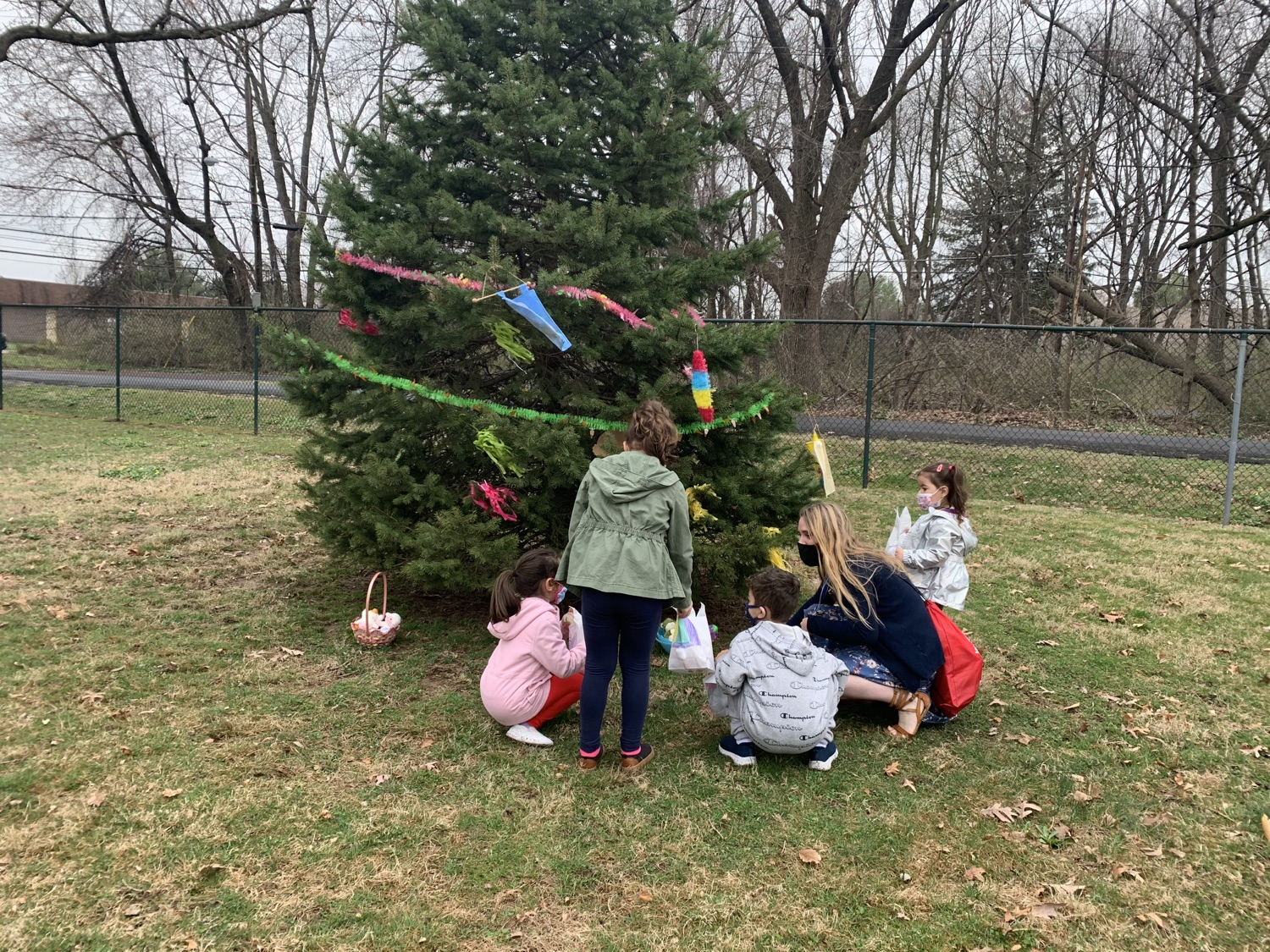 """<a href=""""https://filesource.wostreaming.net/commonwealthofpa/photo/18632_FL_KinderAcademyRhawnhurst_02.jpeg"""" target=""""_blank"""">⇣Download Photo<br></a> Virtual Egg Hunt with the First Lady"""