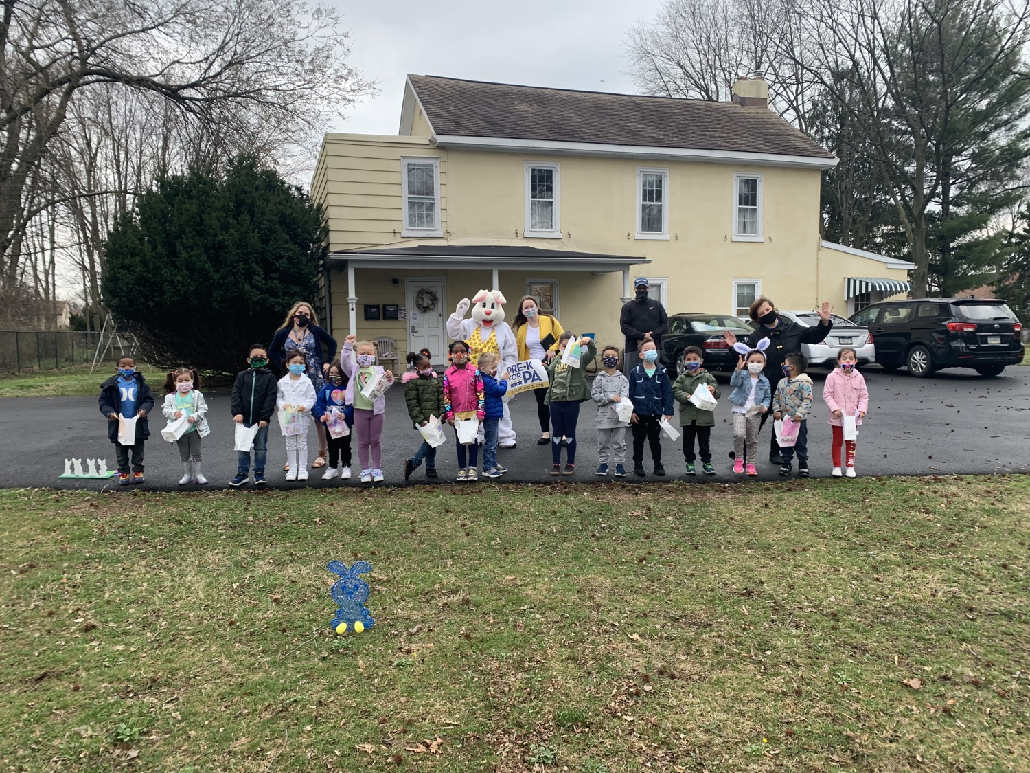 """<a href=""""https://filesource.wostreaming.net/commonwealthofpa/photo/18632_FL_KinderAcademyRhawnhurst_03.jpeg"""" target=""""_blank"""">⇣Download Photo<br></a> Virtual Egg Hunt with the First Lady"""