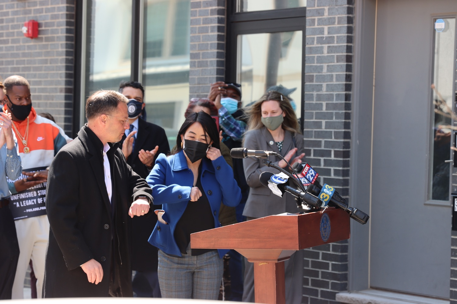 """<a href=""""https://filesource.wostreaming.net/commonwealthofpa/photo/18652_oag_evictions_07.JPG"""" target=""""_blank"""">⇣Download Photo<br></a>AG Shapiro, Impacted Tenants Mark Victory in Eviction Case"""