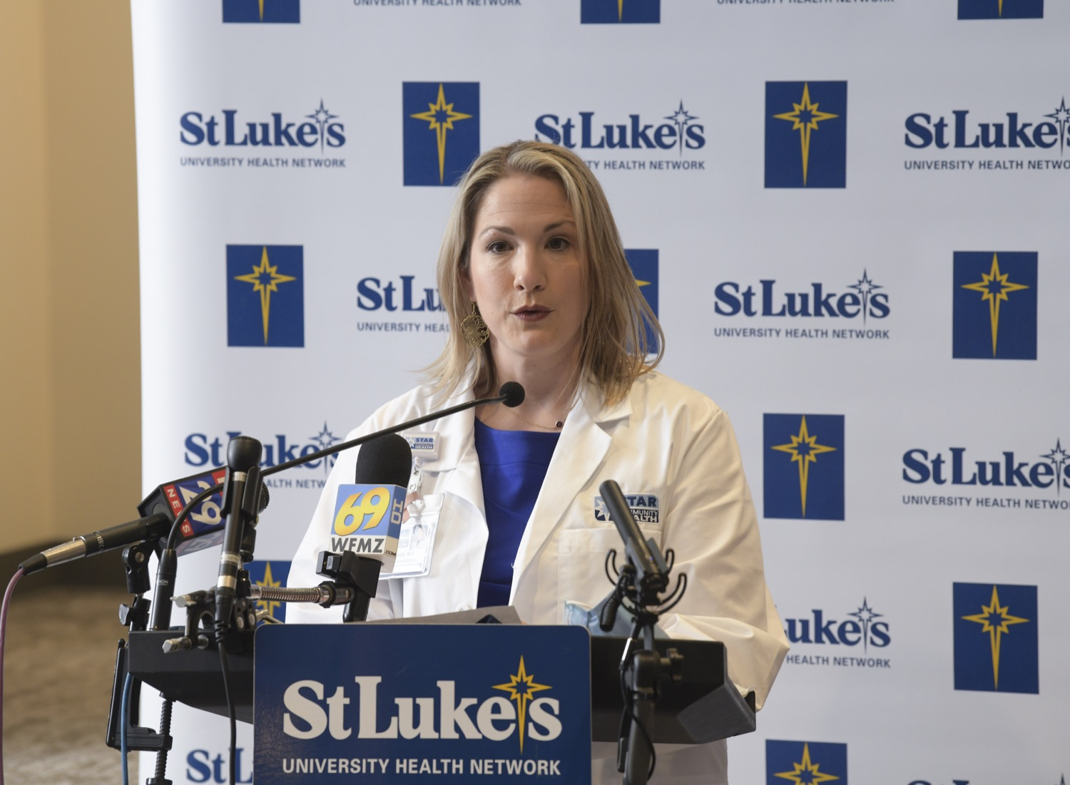 "<a href=""https://filesource.wostreaming.net/commonwealthofpa/photo/18670_doh_stluke_15.jpg"" target=""_blank"">⇣ Download Photo<br></a>Department of Health Joins St. Luke's University Health Network, Muslim Aid Initiative to Discuss Vaccine Hesitancy"