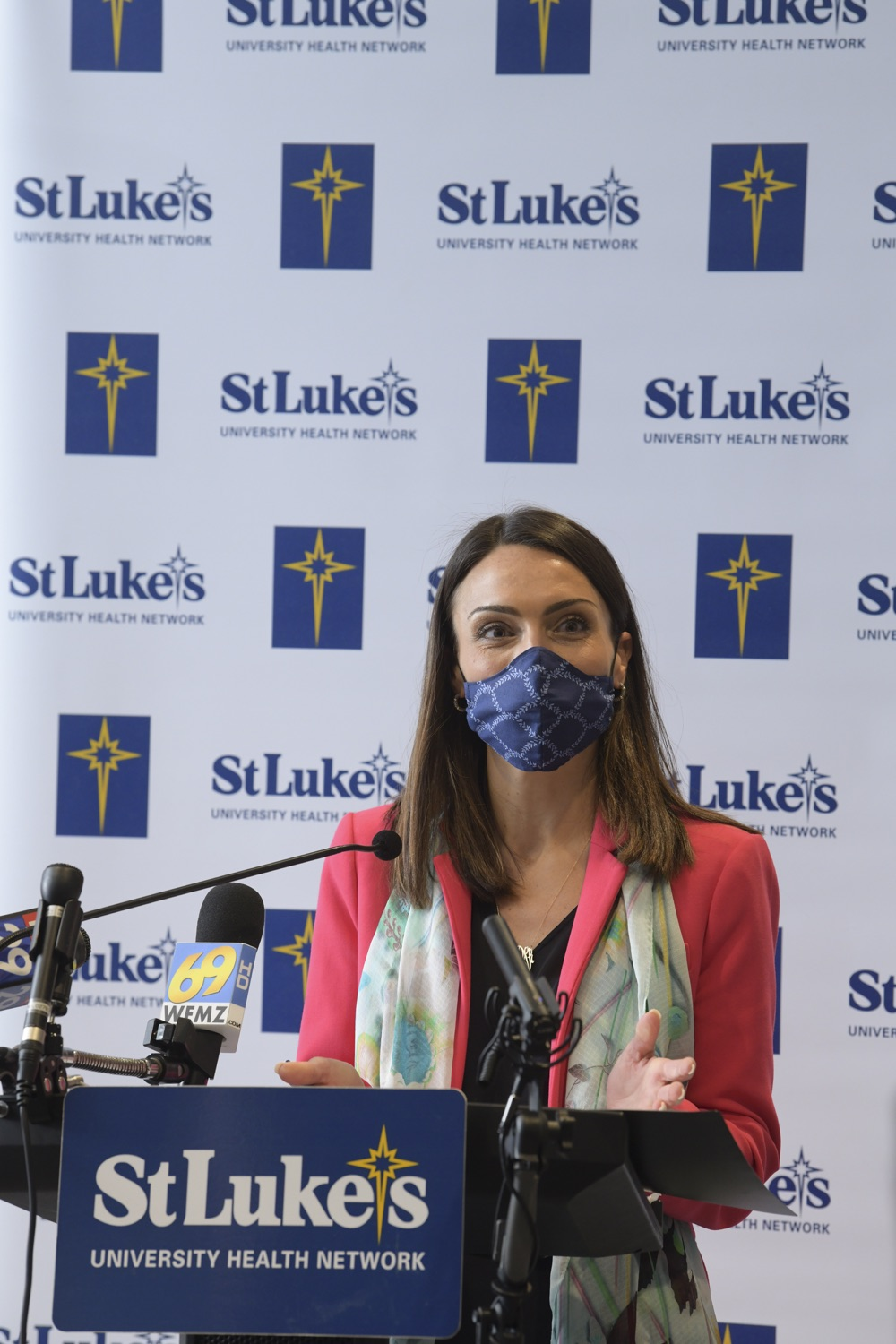"<a href=""https://filesource.wostreaming.net/commonwealthofpa/photo/18670_doh_stluke_19.jpg"" target=""_blank"">⇣ Download Photo<br></a>Department of Health Joins St. Luke's University Health Network, Muslim Aid Initiative to Discuss Vaccine Hesitancy"