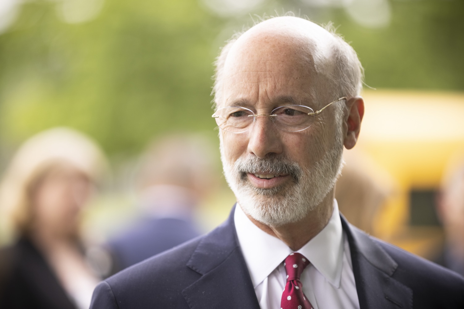 """<a href=""""https://filesource.wostreaming.net/commonwealthofpa/photo/18796_gov_charterSchool_dz_021.jpg"""" target=""""_blank"""">⇣Download Photo<br></a>Pennsylvania Governor Tom Wolf speaking with school administrators.  With overwhelming support among school districts for his charter school accountability plan, Governor Tom Wolf visited J.P. McCaskey High School in Lancaster today to discuss his bipartisan proposal that saves an estimated $395 million a year. Lancaster, PA  June 01, 2021"""