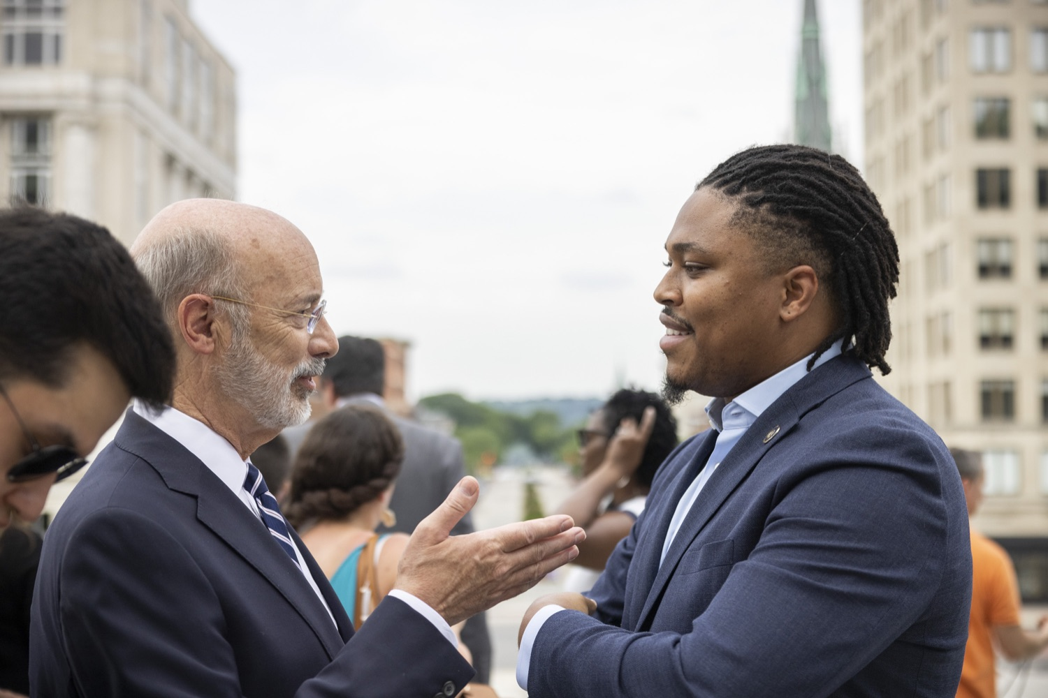 """<a href=""""https://filesource.wostreaming.net/commonwealthofpa/photo/18810_gov_fairFunding_dz_015.jpg"""" target=""""_blank"""">⇣Download Photo<br></a>Continuing their commitment to students and working families, Governor Tom Wolf and House and Senate Democratic Leaders held a Capitol press conference today to highlight the injustice in the states school funding system and call for fair funding of every district.  Harrisburg, PA   June 8, 2021"""