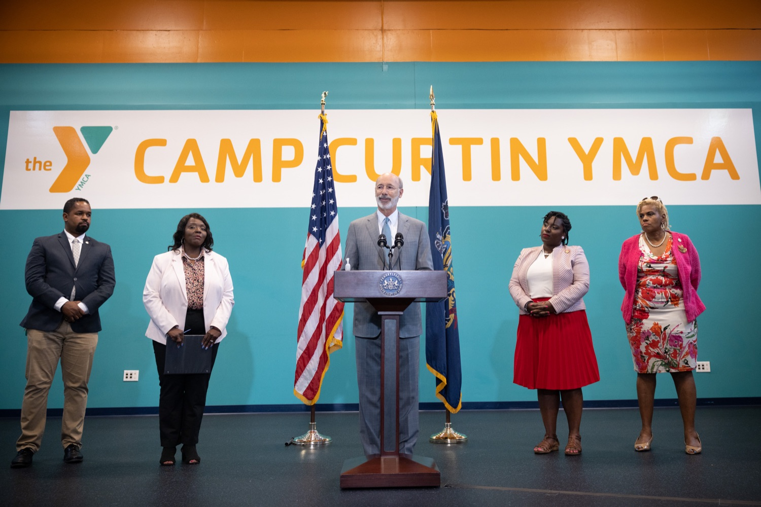 """<a href=""""https://filesource.wostreaming.net/commonwealthofpa/photo/18815_gov_voterRights_dz_001.jpg"""" target=""""_blank"""">⇣Download Photo<br></a>Pennsylvania Governor Tom Wolf speaking with the press.  With some politicians spreading lies about our elections to divide us, Governor Tom Wolf today vowed to protect the freedom to vote and oppose legislation that would create barriers to voting and silence the voices of some Pennsylvanians. These are the same lies that led directly to the appalling assault on our U.S. Capitol and our democracy on January 6, and now, just a few short months later, the same people who fomented, encouraged, and joined that mob are again emerging to undermine the fabric of our nation.   Harrisburg, PA  June 9, 2021"""