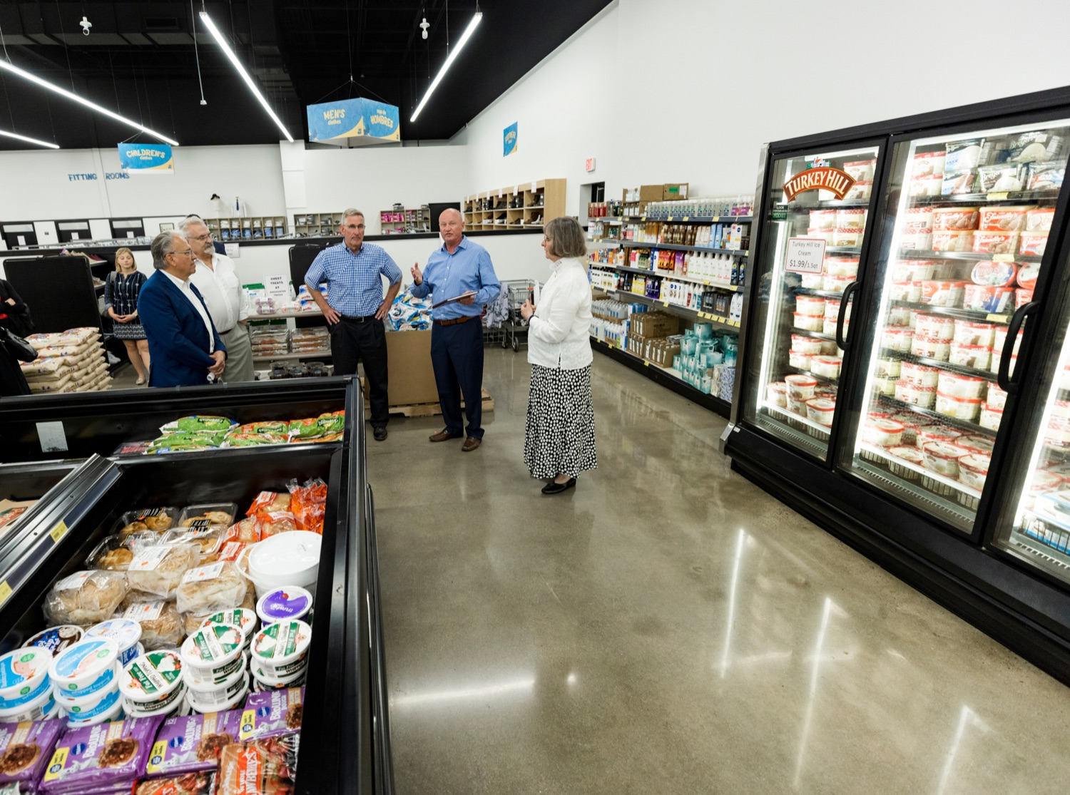 """<a href=""""https://filesource.wostreaming.net/commonwealthofpa/photo/18939_AGRIC_FL_Urban_Farms_NK_019.jpg"""" target=""""_blank"""">⇣Download Photo<br></a>The interior of Treasures Markets is pictured inside Lancaster on Monday, July 19, 2021. The Treasures of Hope Foundation and Treasures Markets were formed in February 2018 to bring back groceries to Lancaster City. Treasures of Hope is a 501C3 and Treasures Markets is an LLC social enterprise under Treasures of Hope. All profits from Treasures Markets go to Treasures of Hope which distributes them to other 501C3 organizations that feed the hungry and homeless."""