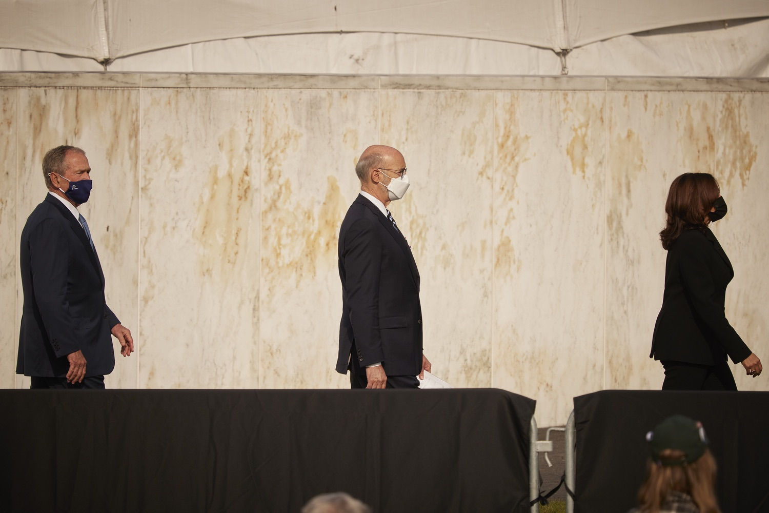 """<a href=""""https://filesource.wostreaming.net/commonwealthofpa/photo/19117_gov_Flight_93_Memorial_dz_503.JPG"""" target=""""_blank"""">⇣Download Photo<br></a>Pennsylvania Governor Tom Wolf arrives at the 20th annual September 11 observance.  Today, Governor Tom Wolf visited the Flight 93 National Memorial for the 20th annual September 11 observance. Gov. Wolf joined families and guests to honor the passengers and crew of Flight 93. Flight 93 National Memorial, Shanksville, PA - September 11, 2021"""